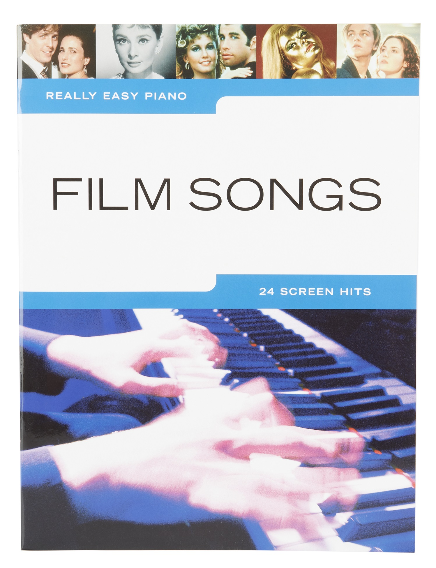 MS Really Easy Piano: Film Songs
