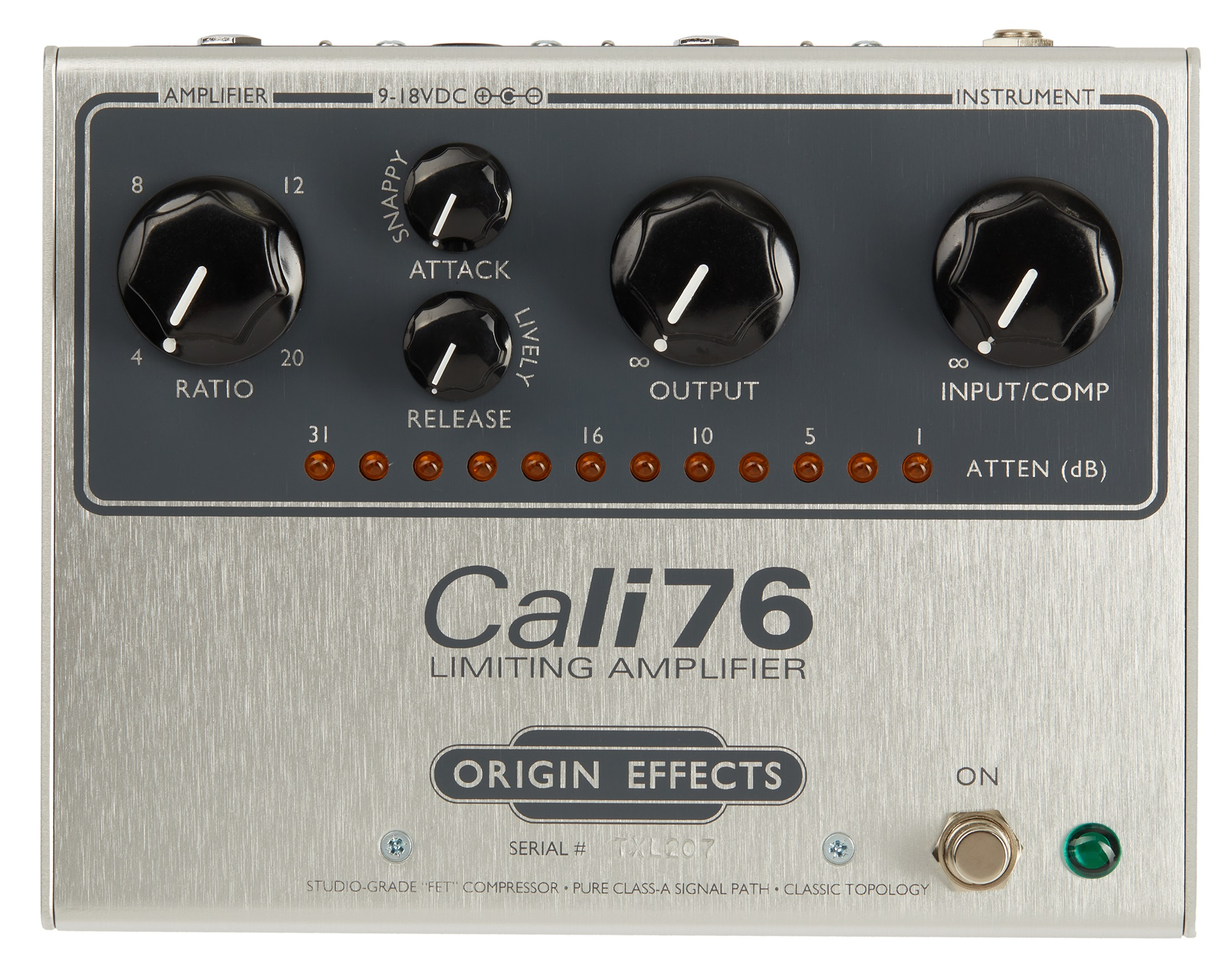 Origin Effects Cali76-TX-L