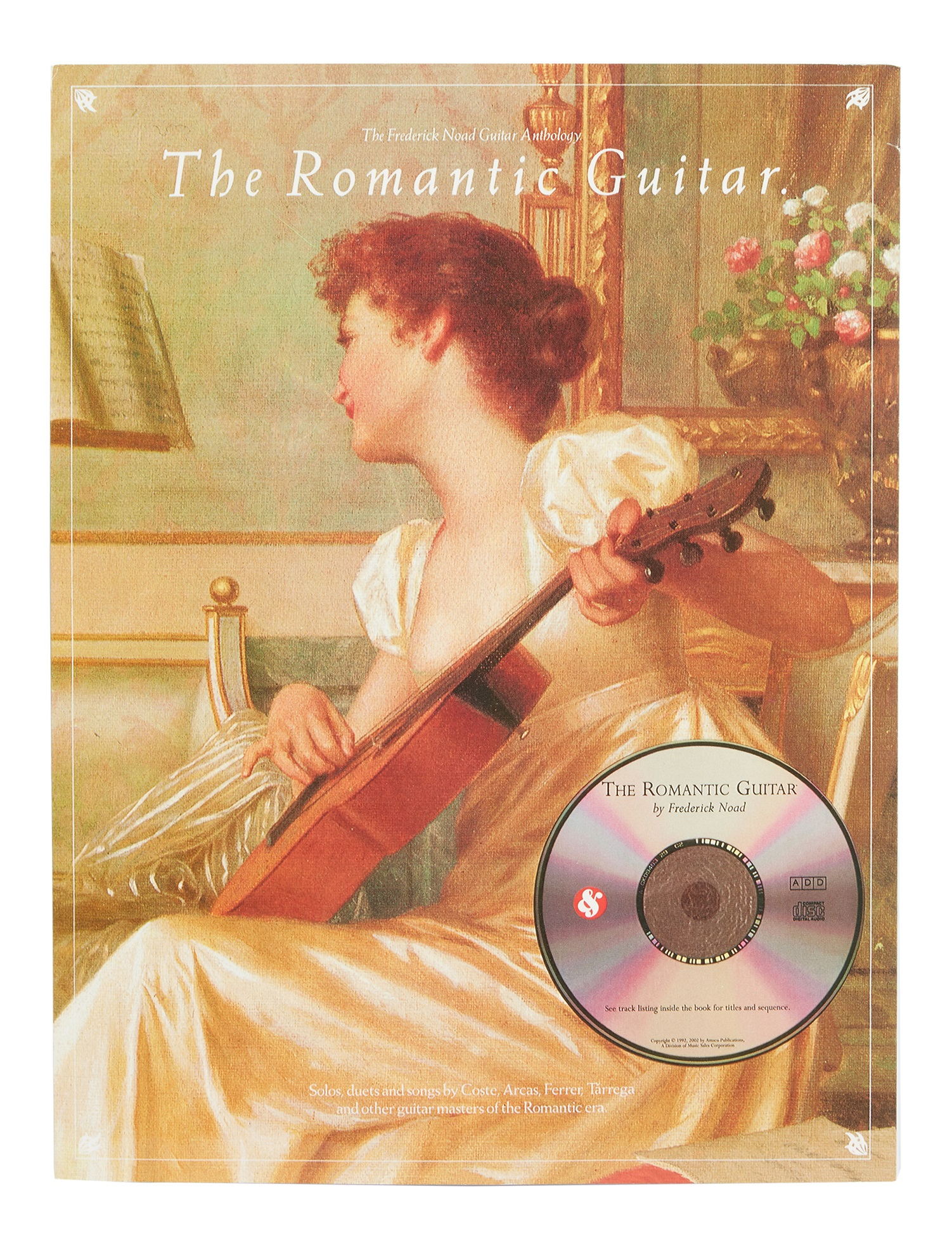 MS Romantic Guitar (Noad) BK/CD