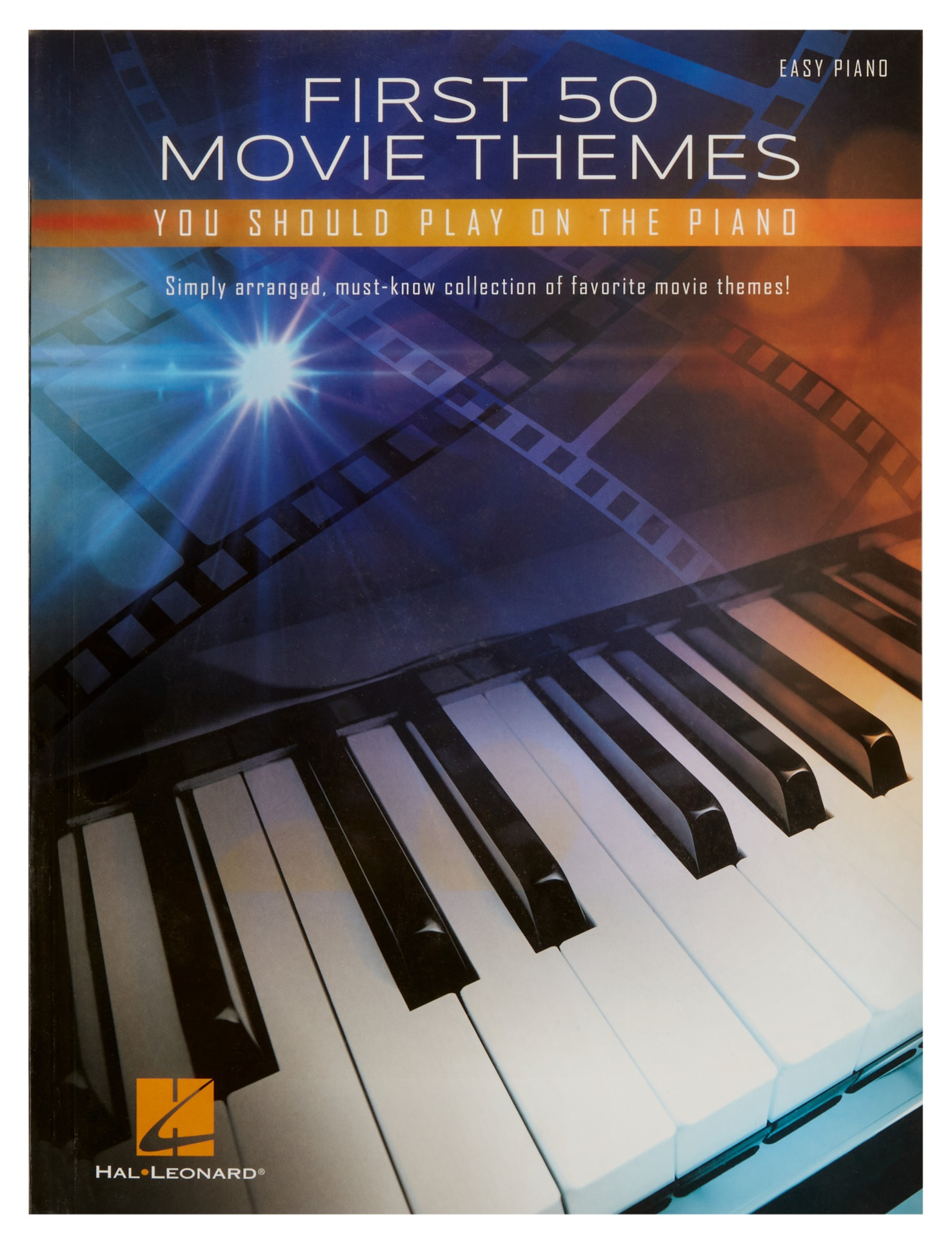 MS First 50 Movie Themes You Should Play on Piano