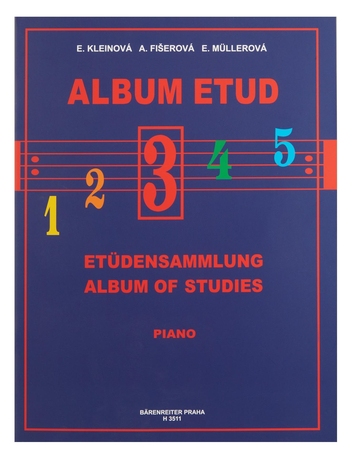 KN Album etud III