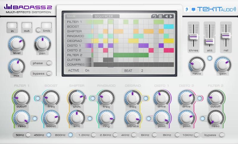 TEK-IT Audio Badass 2