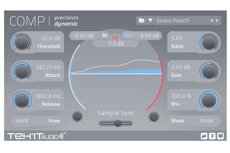 TEK-IT Audio Comp