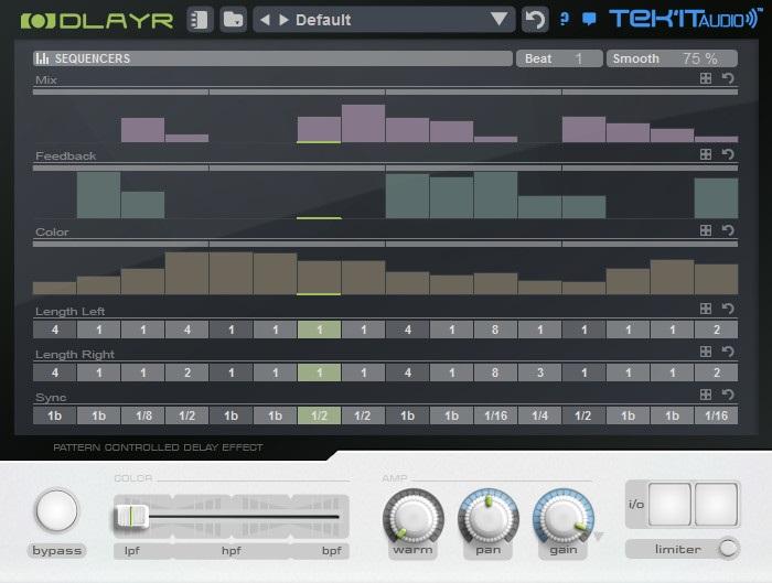 TEK-IT Audio Dlayr