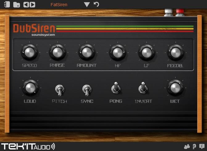 TEK-IT Audio DubSiren