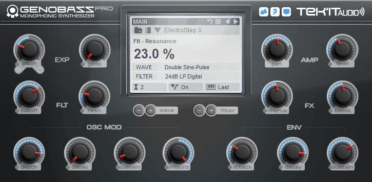 TEK-IT Audio Genobazz Pro