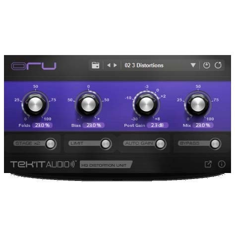 TEK-IT Audio Oru
