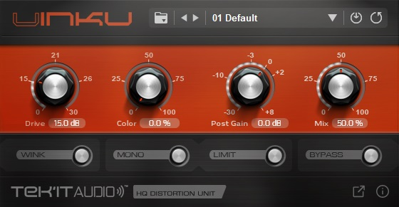 TEK-IT Audio Uinku