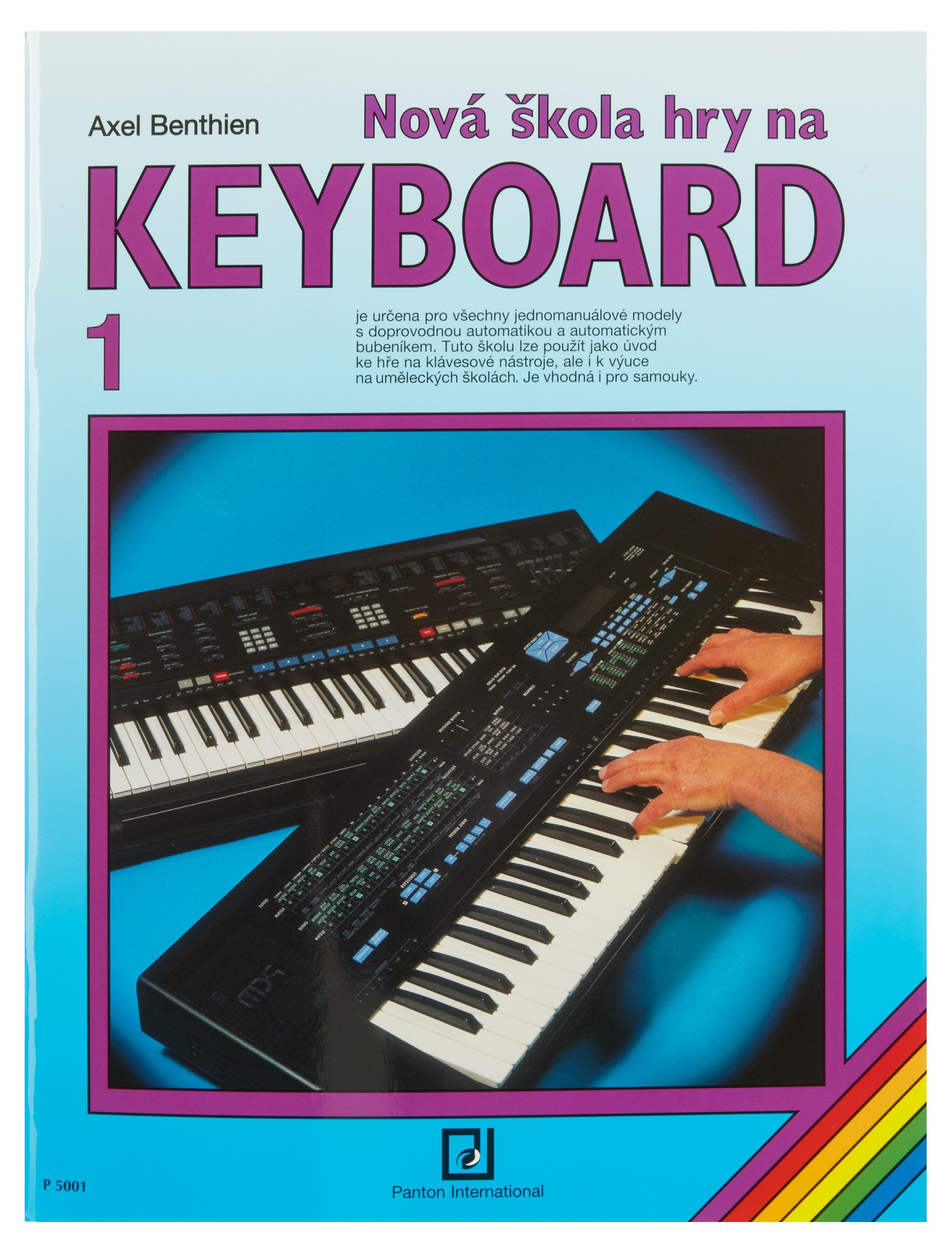 KN Nová škola hry na keyboard I