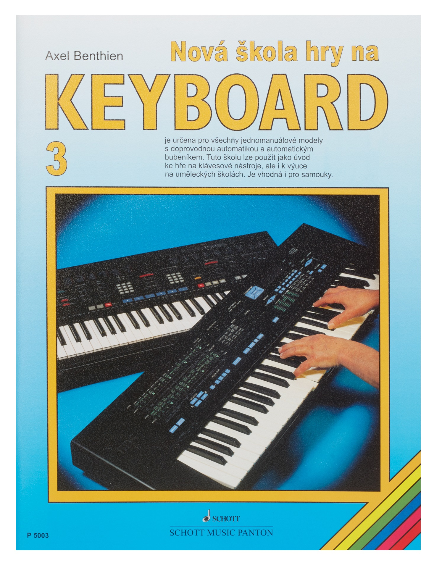 KN Nová škola hry na keyboard III