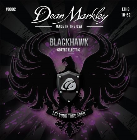 Dean Markley 8002 LTHB 10-52 Blackhawk Electric