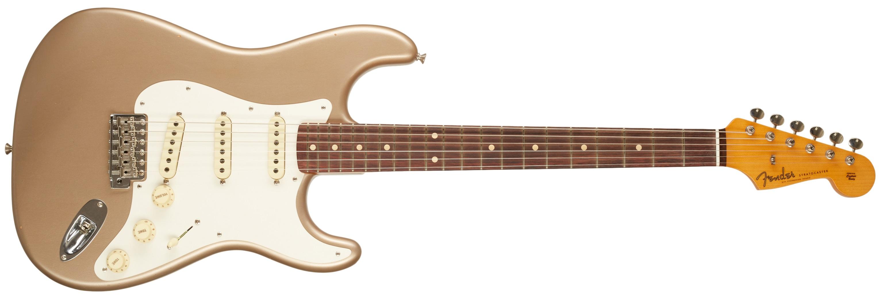 Fender 1959 Stratocaster Journeyman Relic SG