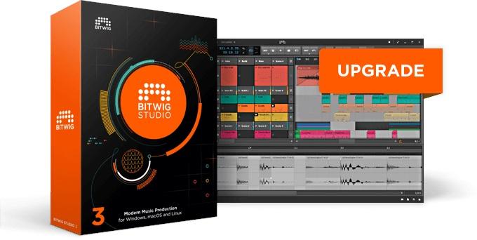 Bitwig Studio UPG
