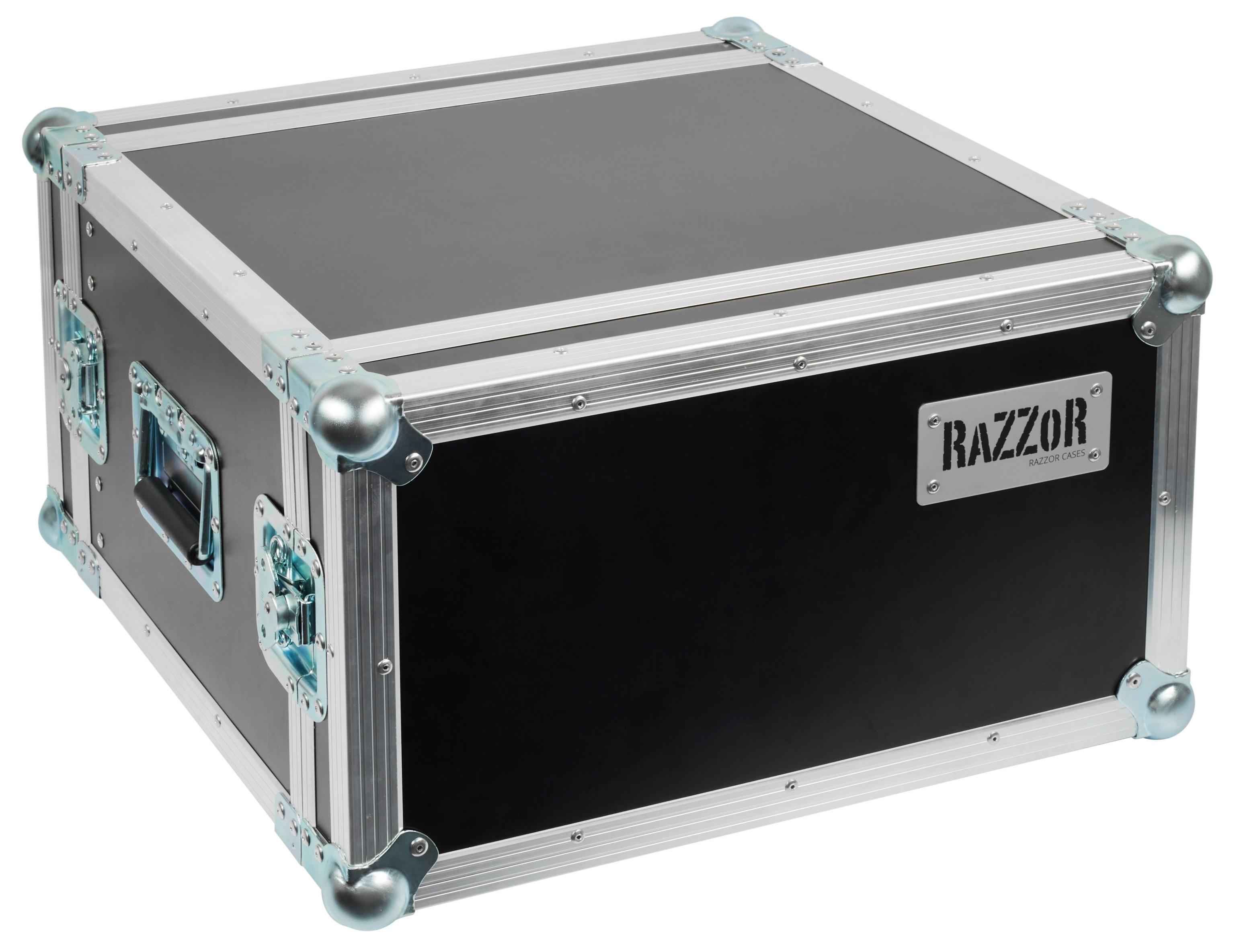 Razzor Cases 6U 3x Yamaha Tio 1608D