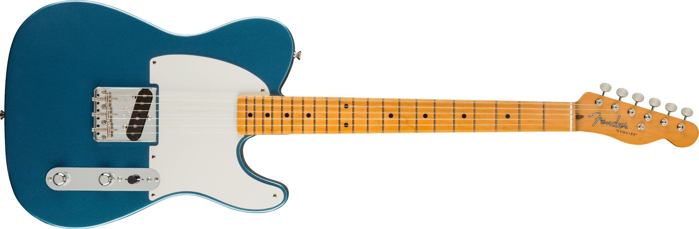 Fender 70th Anniversary Esquire MN LPB