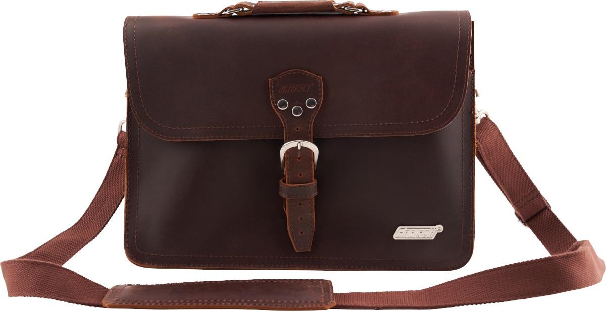 Gretsch Leather Laptop Bag