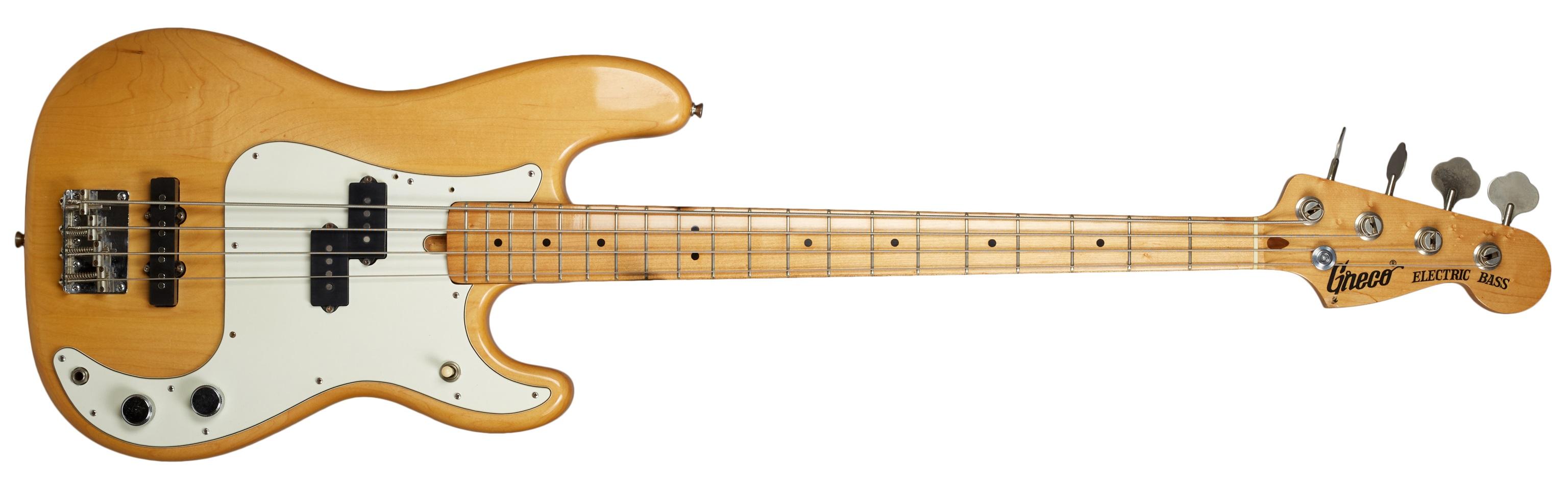 Greco 1974 model PB-750