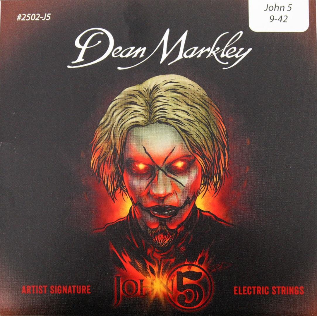 Dean Markley 2502-J5 LT 9-42 John 5 Signature LIGHT