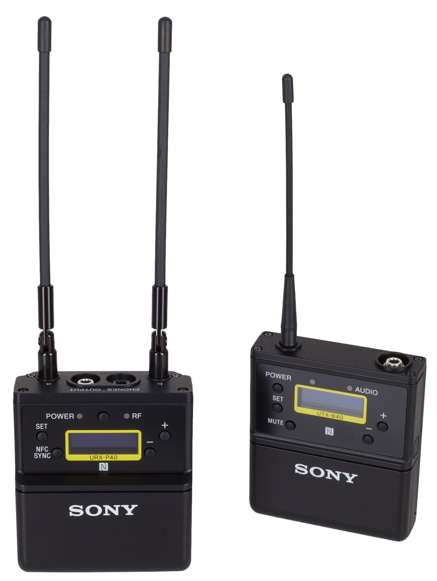 Sony UWP-D21/K33