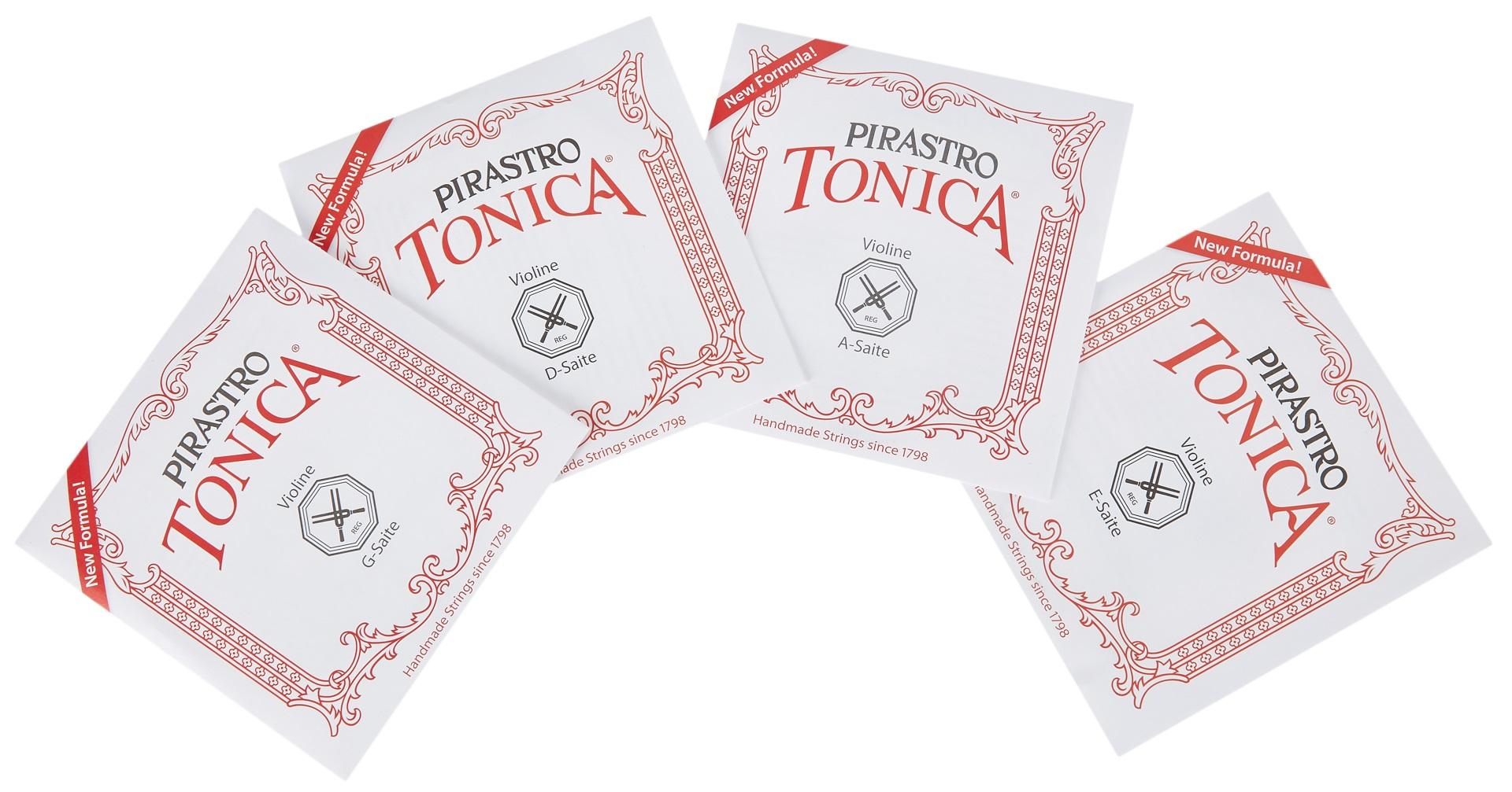 Pirastro Tonica Vln Set E-ball medium