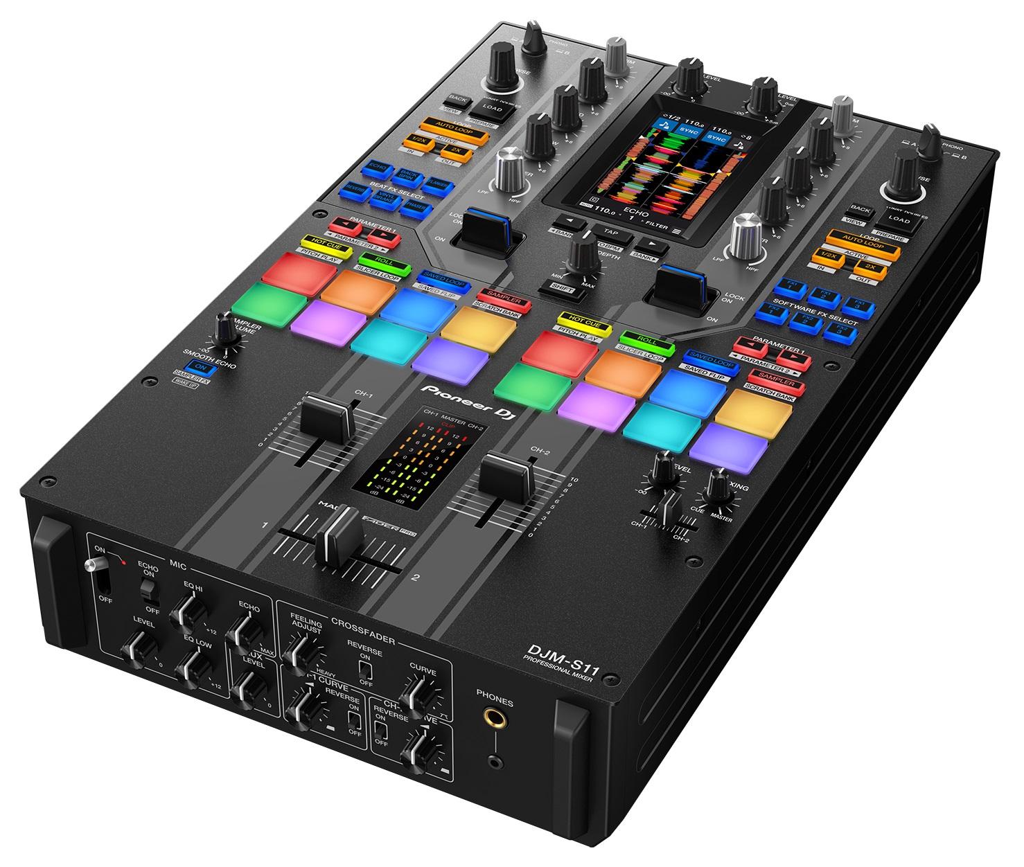 Pioneer DJ DJM-S11-SE