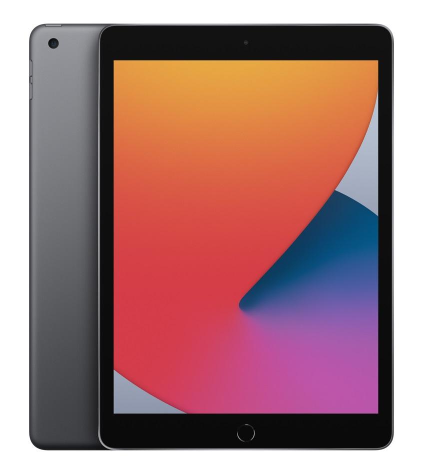 APPLE iPad 10.2 Wi-Fi 128GB - Space Grey 2020