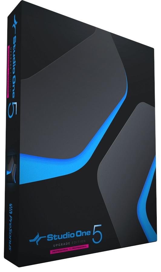 PreSonus Studio One 5 Edu Pro Upg