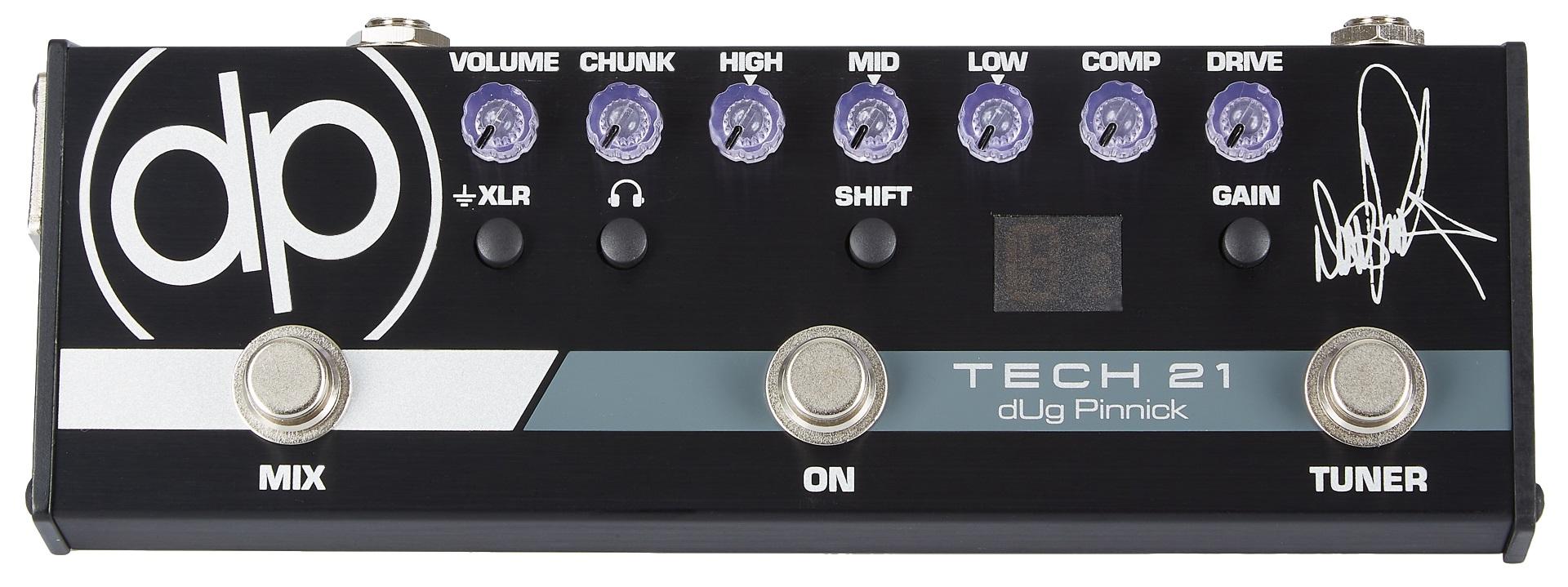 Tech 21 dUg Pinnick DP-3X