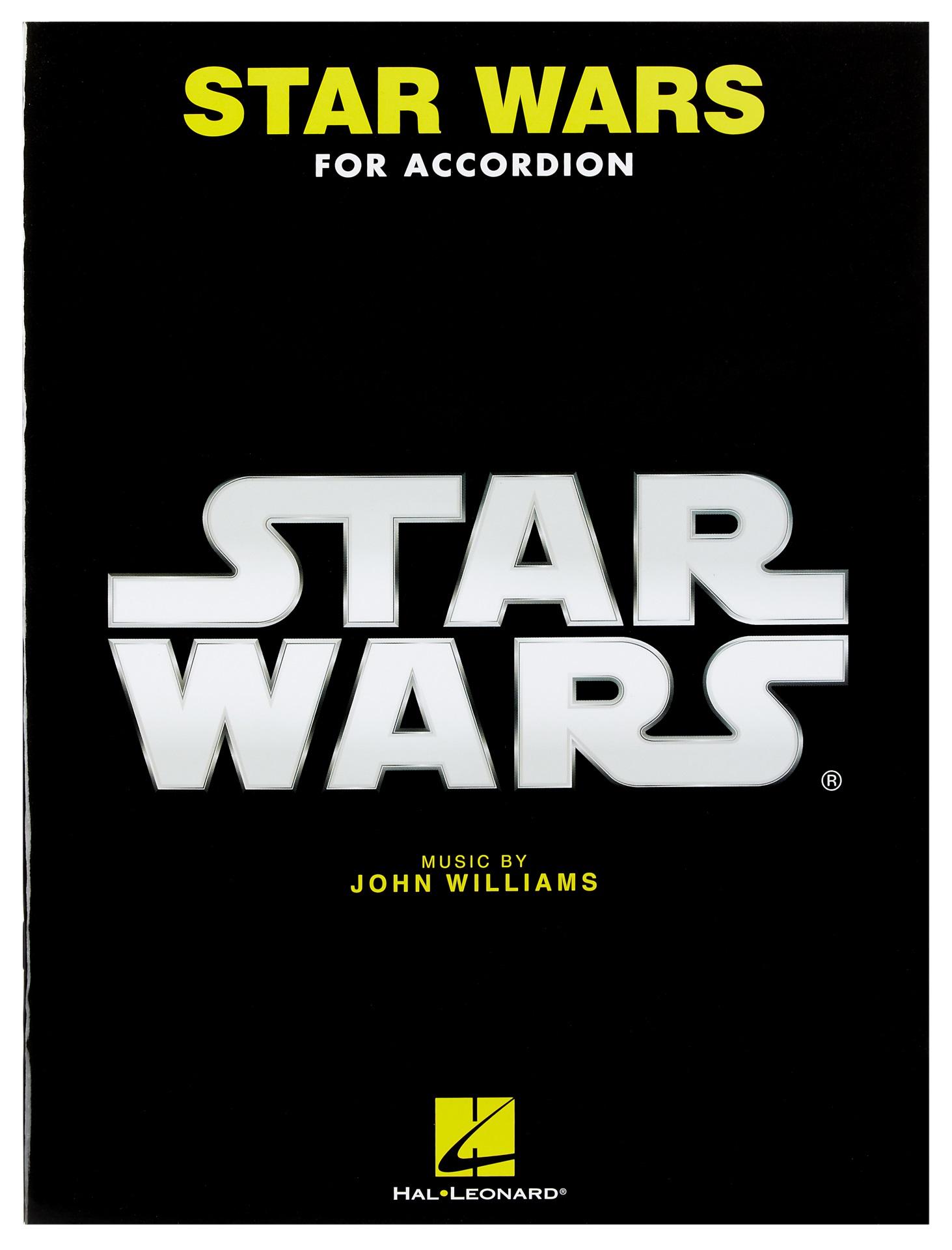 MS John Williams: Star Wars For Accordion