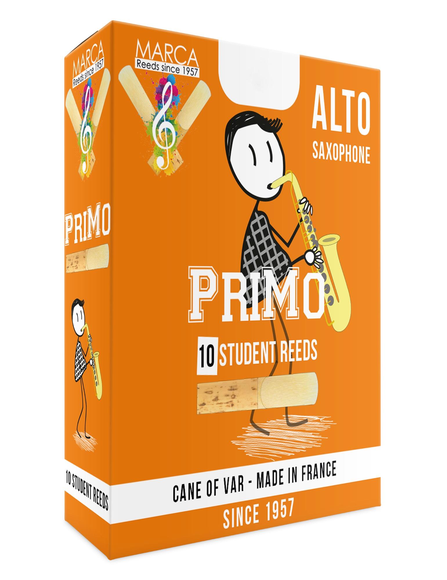 Marca Alt saxofon Primo 2 - box