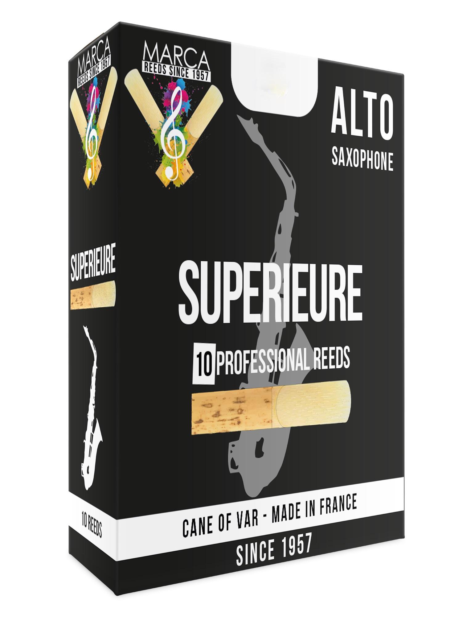 Marca Alt saxofon Superieure 2,5 - box
