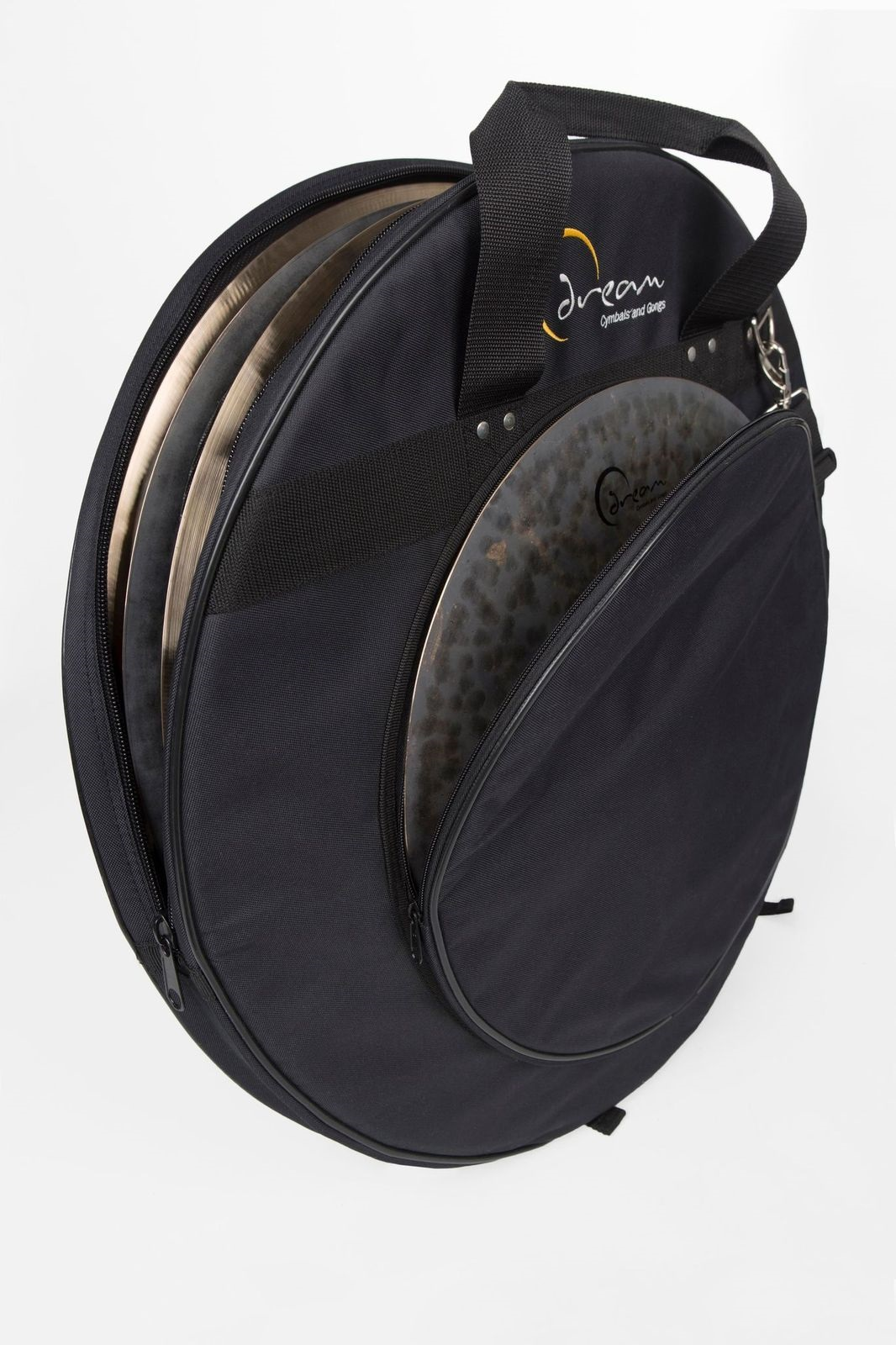 """Dream 22"""" Deluxe cymbal bag w/dividers"""