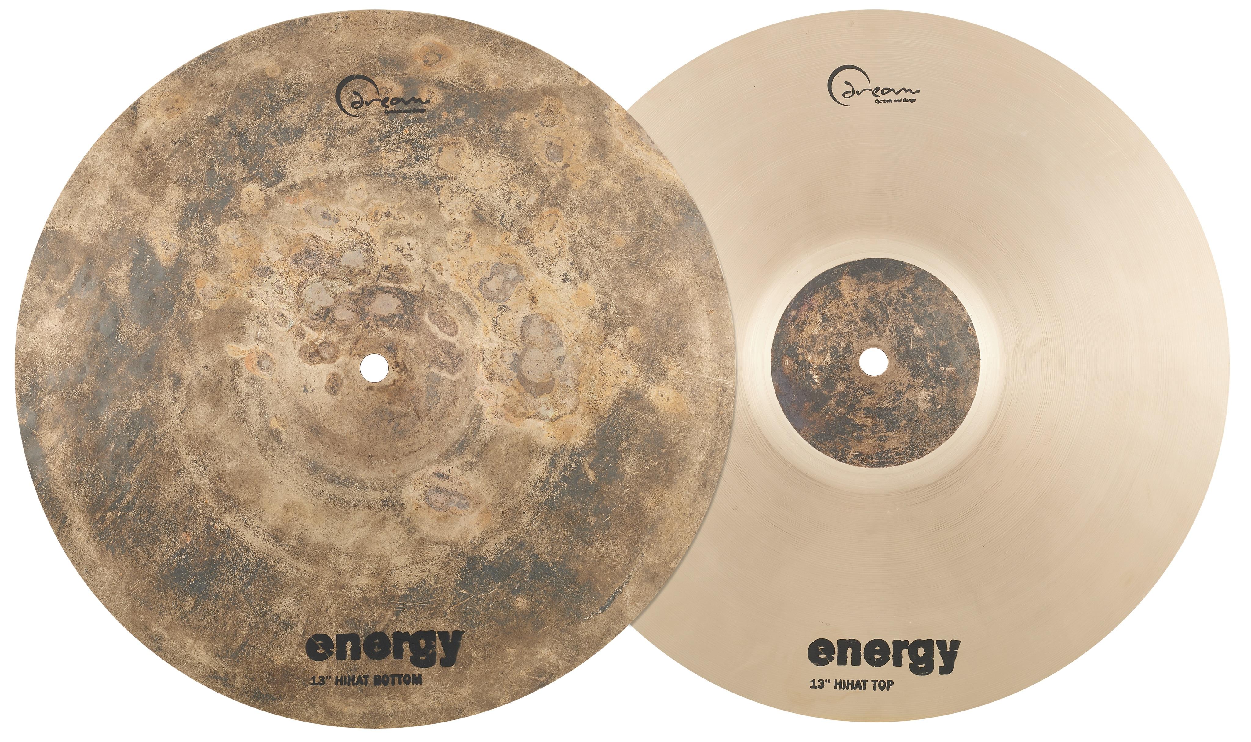 "Dream 13"" Energy Series Hi Hat"