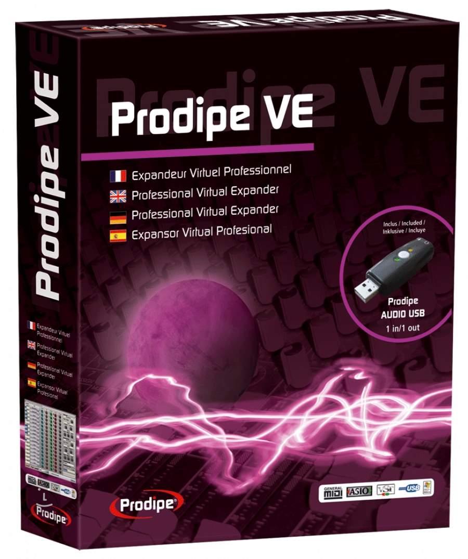prodipe virtual expander