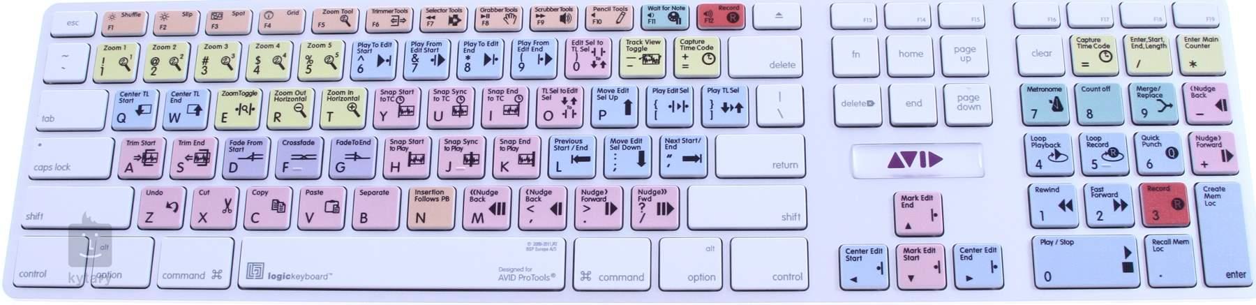 AVID Pro Tools Win Keyboard