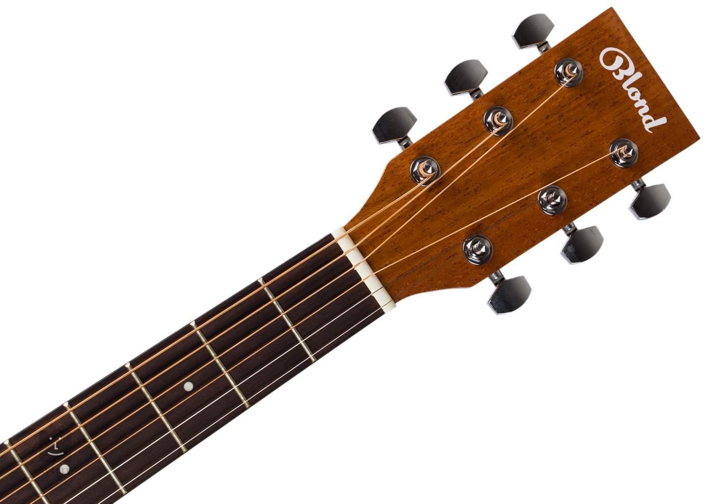 Blond Dn 1m Akusticka Kytara