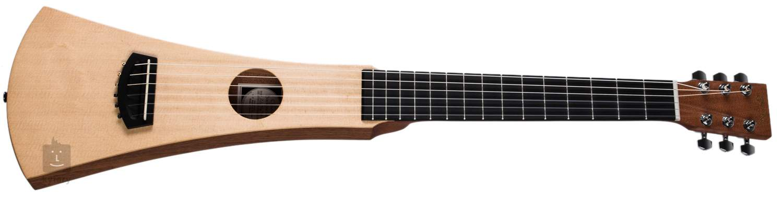 martin backpacker nylon cestovn kytara. Black Bedroom Furniture Sets. Home Design Ideas