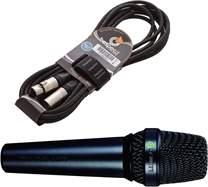 MTP 550 DMs + Kabel Bespeco NCMB450