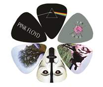 PERRI'S LEATHERS Pink Floyd Picks I
