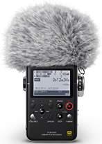 PCM-D100 + Windschutz
