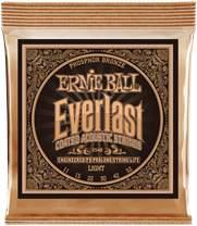 ERNIE BALL Everlast Phosphor Bronze Light