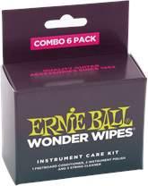 ERNIE BALL Wonder Wipes Multi-Pack