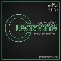 CLEARTONE Phosphor Bronze 12-String 10-47 Light