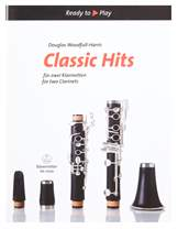 MS Classic Hits for two Clarinets