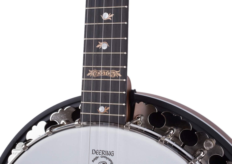 DEERING Boston 5 String Banjo Banjo