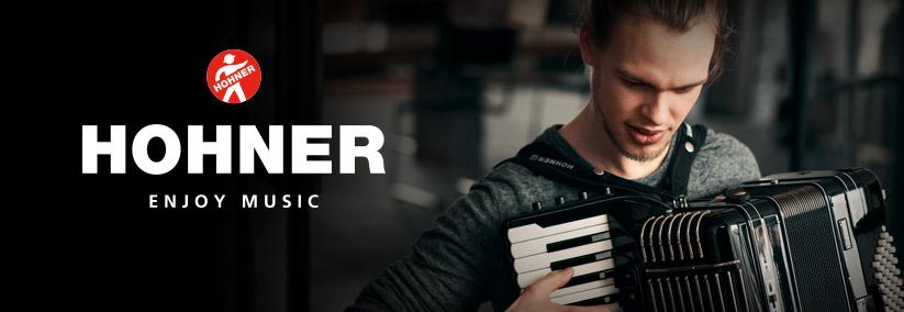 HOHNER akordeony