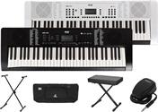Zongora + tartozékok