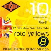 ROTOSOUND R10-8 Rotos