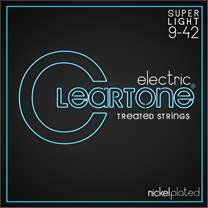 CLEARTONE Nickel Plated 9-42 Super Light
