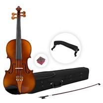 Hegedű + tartozékokkal
